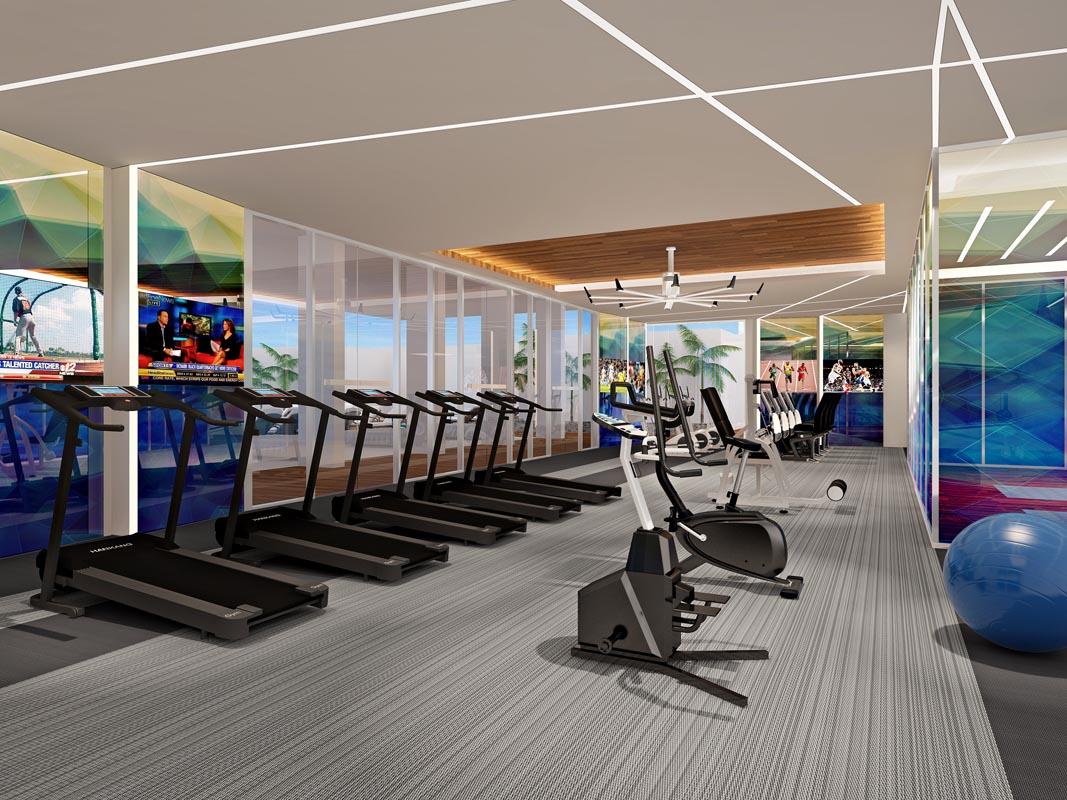 Gym & Wellness Center